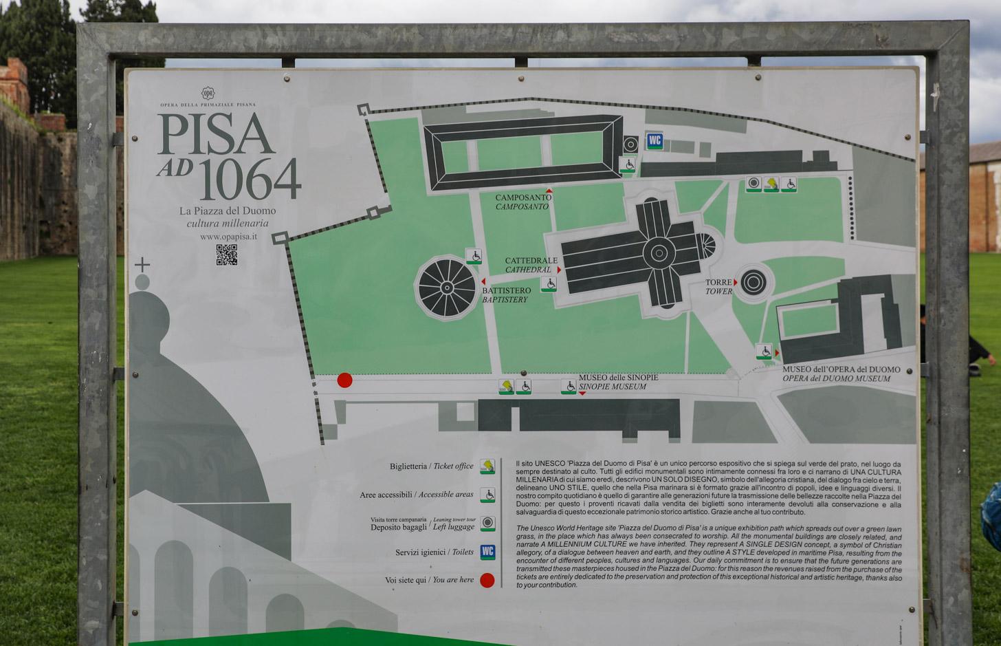 geschiedenis van Pisa