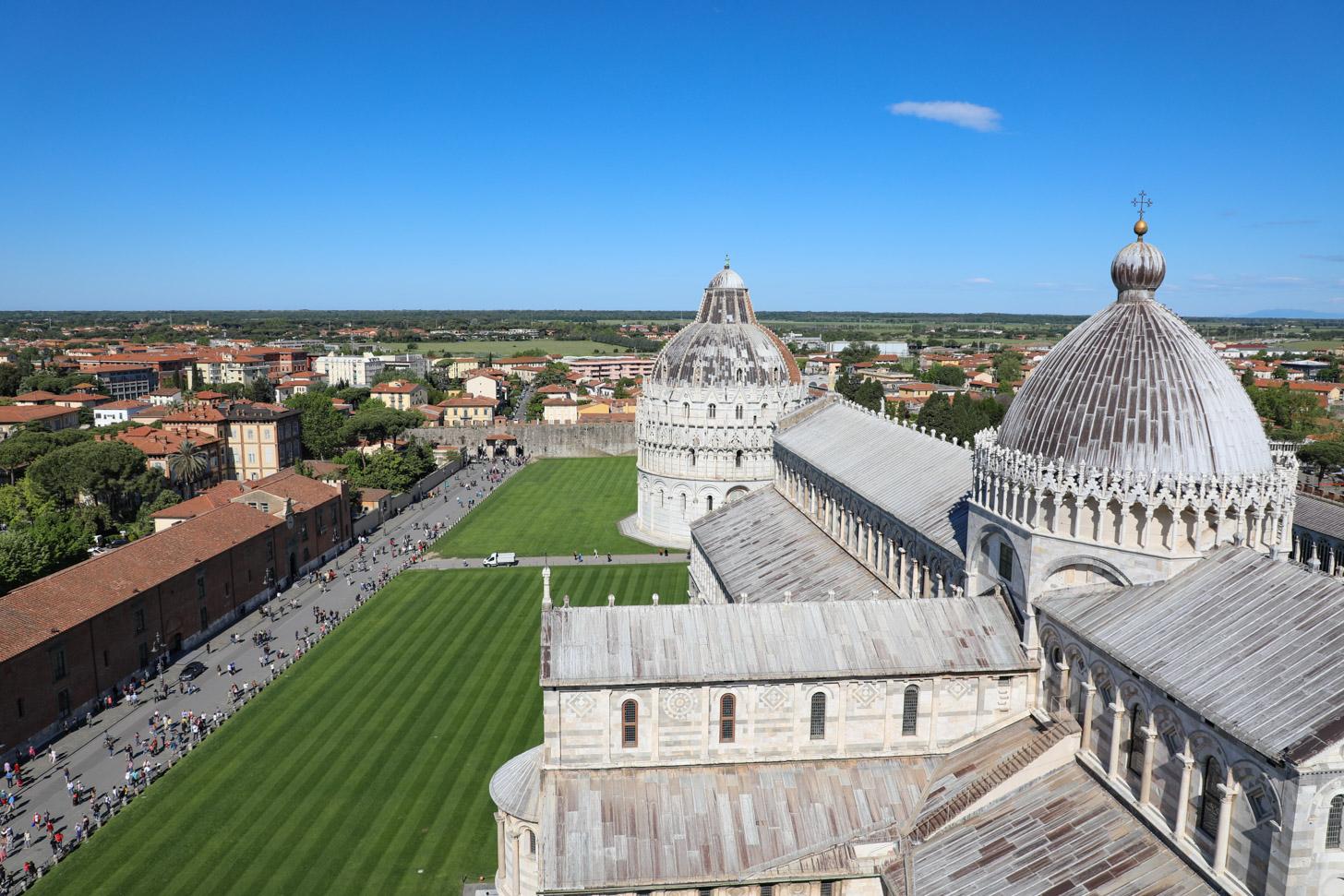 Pisa in één dag
