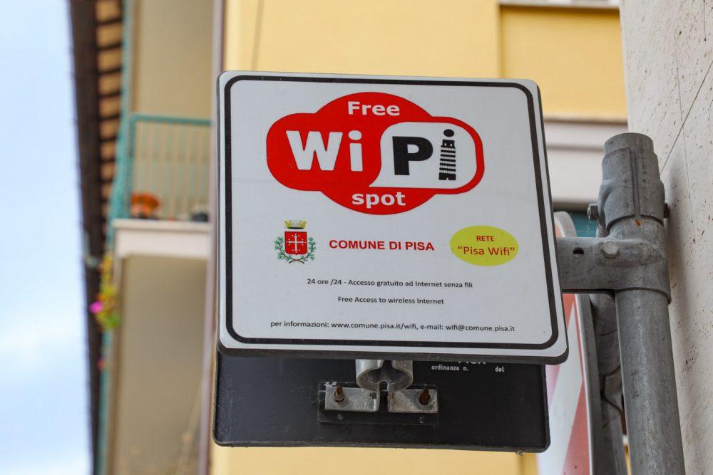 Internet via Wi-Pi